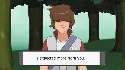 Порно анимация парень трахает девушку с красивой жопой раком в лесу